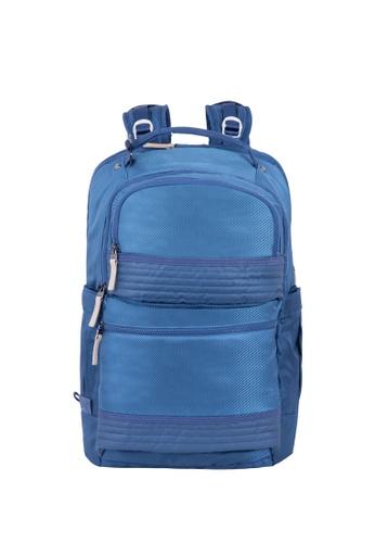 Caterpillar Bags & Travel Gear blue Revo Backpack Large CA540AC83ISUHK_1