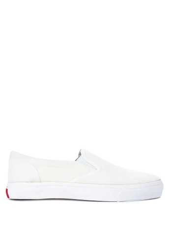 H2Ocean white Colton Sneakers Slip On 20EF1SH61A4CFBGS_1