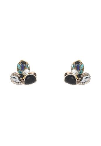 寶石仿esprit台灣網頁鑽耳環, 飾品配件, 耳釘