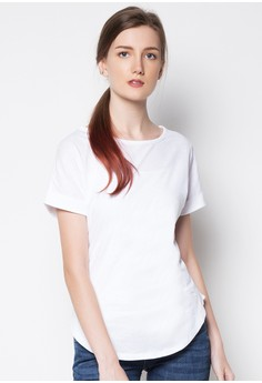 Loose Fit Plain Tee