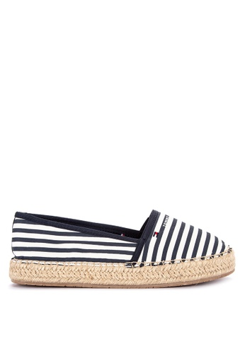 f4dab9161 Shop Tommy Hilfiger Flat Espadrilles Online on ZALORA Philippines