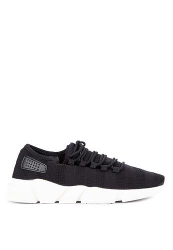 H2Ocean black Cason Lace up Sneakers 1C182SH318263AGS_1