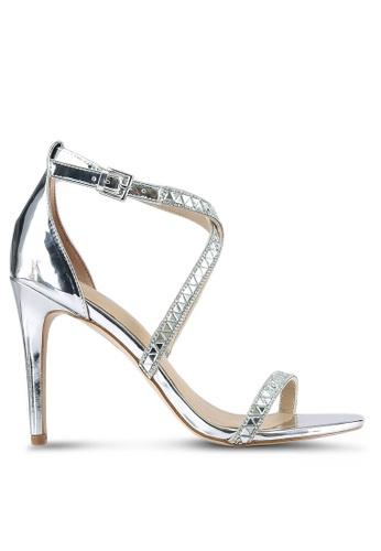 ALDO silver Kedalisen Heels AL087SH0S3UAMY_1