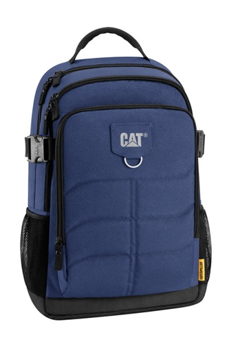Caterpillar navy CAT Millennial Classic Kenneth Laptop Backpack Extended E7C54AC474F91FGS_1