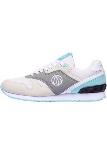 paperplanes Paperplanes-1328 Unisex Casual Lace Up Walking Sneakers Shoes US Women Size PA110SH92ZPFHK_1