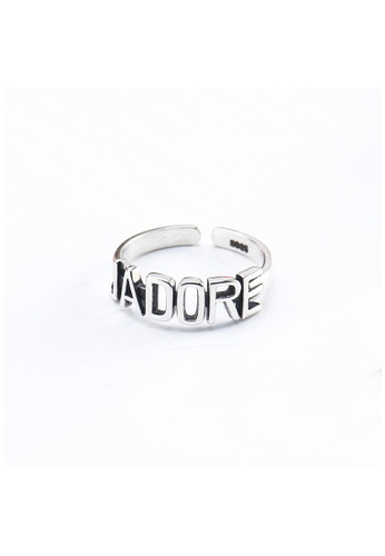 OrBeing white Premium S925 Sliver Geometric Ring D9920ACE611454GS_1