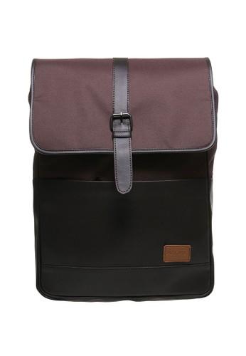 NAOKI brown NAOKI by Mayonette Graham Backpack - Coffee MA831AC74CJPID_1