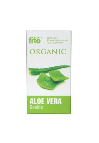 Pure & Well Fito Organic Aloe Vera 30000mg 40 capsules 77E9FES2B6FF46GS_1