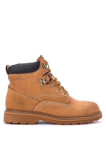 Caterpillar brown CWA-03 Boots CA367SH04OOTPH_1