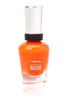 Complete Salon Manicure - Firey Island