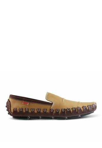 Sogno brown Moccasin Shoes GF.4106 2D595SHC2C880AGS_1