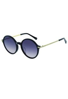 12b3c4a75d TED BAKER black Ted Baker Anisa Sunglasses 64A20GLAF7551DGS 1