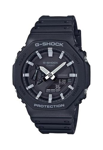 G-SHOCK 黑色 CASIO G-SHOCK GA-2100-1A 20419AC8E11279GS_1