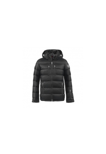 ARCTICA black YOUTH CLASSIC DOWN PACKET 06E53KAB67E082GS_1