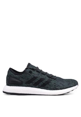 adidas black adidas pureboost 9E6F4SH201FC27GS_1