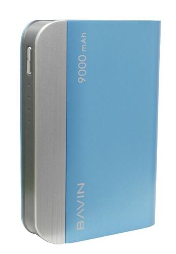 BAVIN blue Portable Powerbank 9000mAh 192BDAC8201C1DGS_1