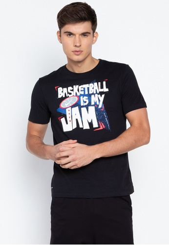 62288d0c Shop Nike As M Nike Dry Tee Bball Jam Online on ZALORA Philippines