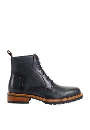 Twenty Eight Shoes 真皮復古英倫短靴017-5 BE6D6SH7A0345BGS_1