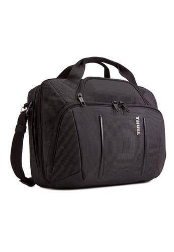 "Thule black Thule Crossover 2 15.6"" Laptop Bag - Black 59DD2ACD04BAACGS_1"