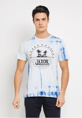 JAXON white Aloha Tee A3E4DAA1C40FECGS_1