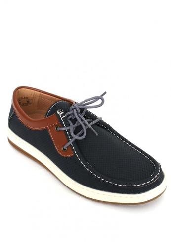 7soles black Caleb Men's Loafers 2326DSH147DEE2GS_1