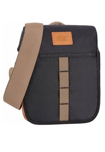 Caterpillar black CAT Urban Active Limited Rock Tablet Bag Black 3996BAC4515EFAGS_1