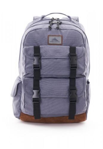 High Sierra grey Quad Daypack Slate 9DA6EAC02F7089GS_1