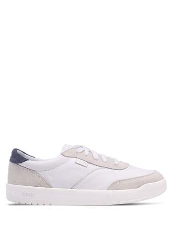 Keds 白色 休閒運動鞋 42E91SHBF447CEGS_1