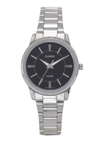 Casio 銀色 Casio LTP-1303D-1AVDF 手錶 443EBAC43D80A8GS_1