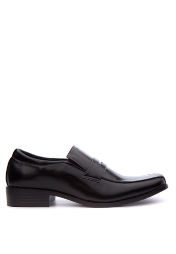 Italianos black Irving Formal Shoes IT153SH17GCCPH_1