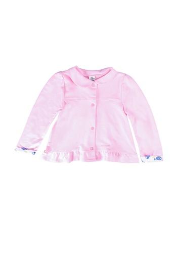 LC Waikiki pink Baby Girls Cardigan AAC37KAB142DE5GS_1