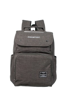 Prosport brown Prosport Backpack 302-17 Coffee 53278AC0E0EA6AGS 1 bfcdc4fda2
