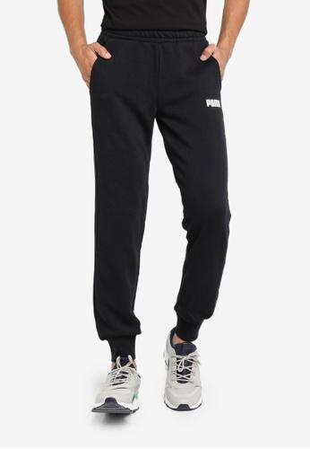 PUMA black Essentials Men's Pants EFAF7AA99DBD3EGS_1