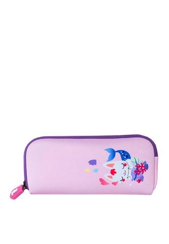 Twenty Eight Shoes pink VANSA Cartoon Series Pencil Case  VAK-A008 40BD4KC6A3AFF8GS_1