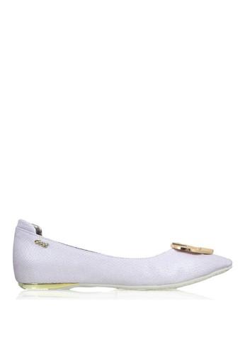 GOSH pink Gosh Casual Ballerina Shoes 275ADSHC33F30DGS 1 9b01589f19