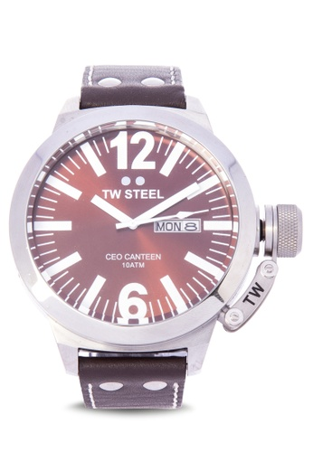 TW Steel brown CE1010 CEO Canteen Analog Watch TW310AC0KMB6PH_1