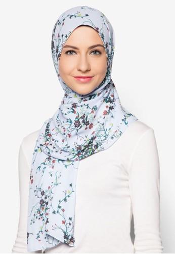 印花esprit台灣官網頭巾, 飾品配件, 飾品配件