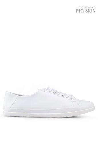 Keddo 白色 休閒低筒運動鞋 71E49SH31B9218GS_1