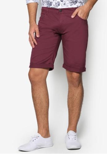 Lt Nubu esprit服飾彈性休閒短褲, 服飾, 短褲