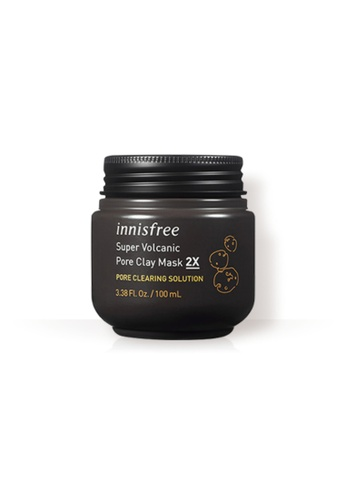 Innisfree Super Volcanic Pore Clay Mask 2X F343CBE6B5768EGS_1