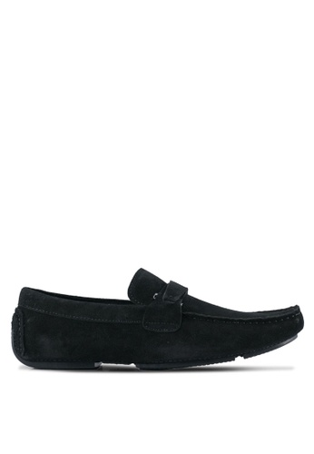 Kenneth Cole New York black DESIGN 201462 - Casual Loafer KE615SH0SI6JMY_1