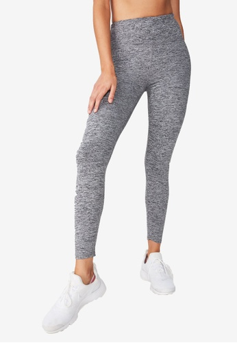 Cotton On Body grey Active Core 7/8 Tights CO561AA43SIUMY_1