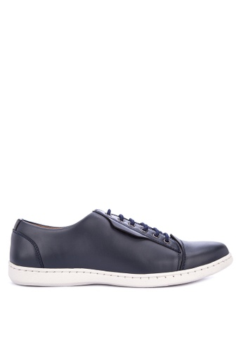 Preview blue Lace Up Sneakers 52E95SH5F0E00AGS_1