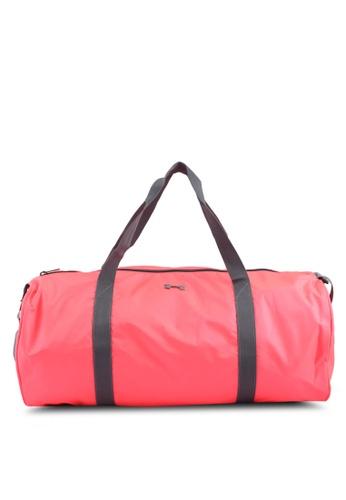Under Armour pink Ua Favorite Duffel 2.0 Bag UN337AC0SU3FMY_1