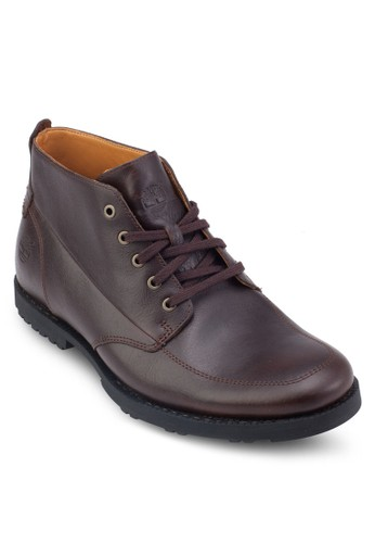 East Harbor 素面繫帶短靴, 鞋, esprit outlet 高雄鞋