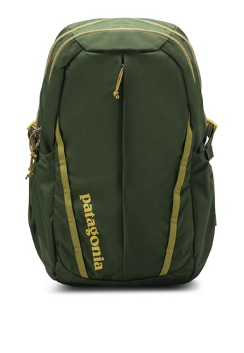 Patagonia green Refugio 28L Backpack PA549AC0RKNTMY_1
