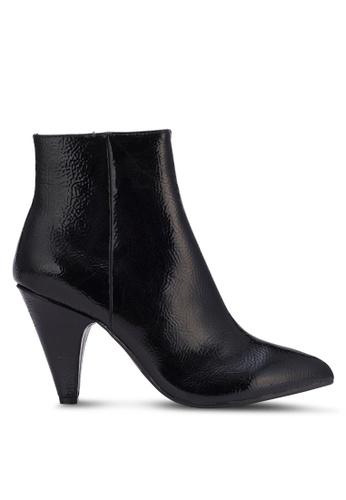 Dorothy Perkins black Black Ada Heeled Boots DO816SH0RV4KMY_1