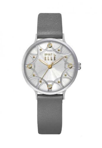 ELLE grey Fashion Ladies Watch SP241AC10UEFMY_1