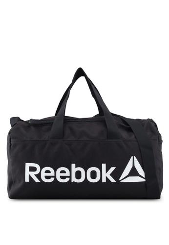 Reebok black Training Act Core S Grip Bag D7FB9AC199B93BGS_1