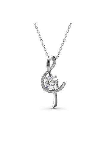 Her Jewellery silver Her Jewellery Musical Pendant with Premium Grade Crystals from Austria 1F2D6AC869ECD6GS_1
